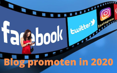 Blog promoten in 2020: 14 tips en trucs voor veel bezoekers